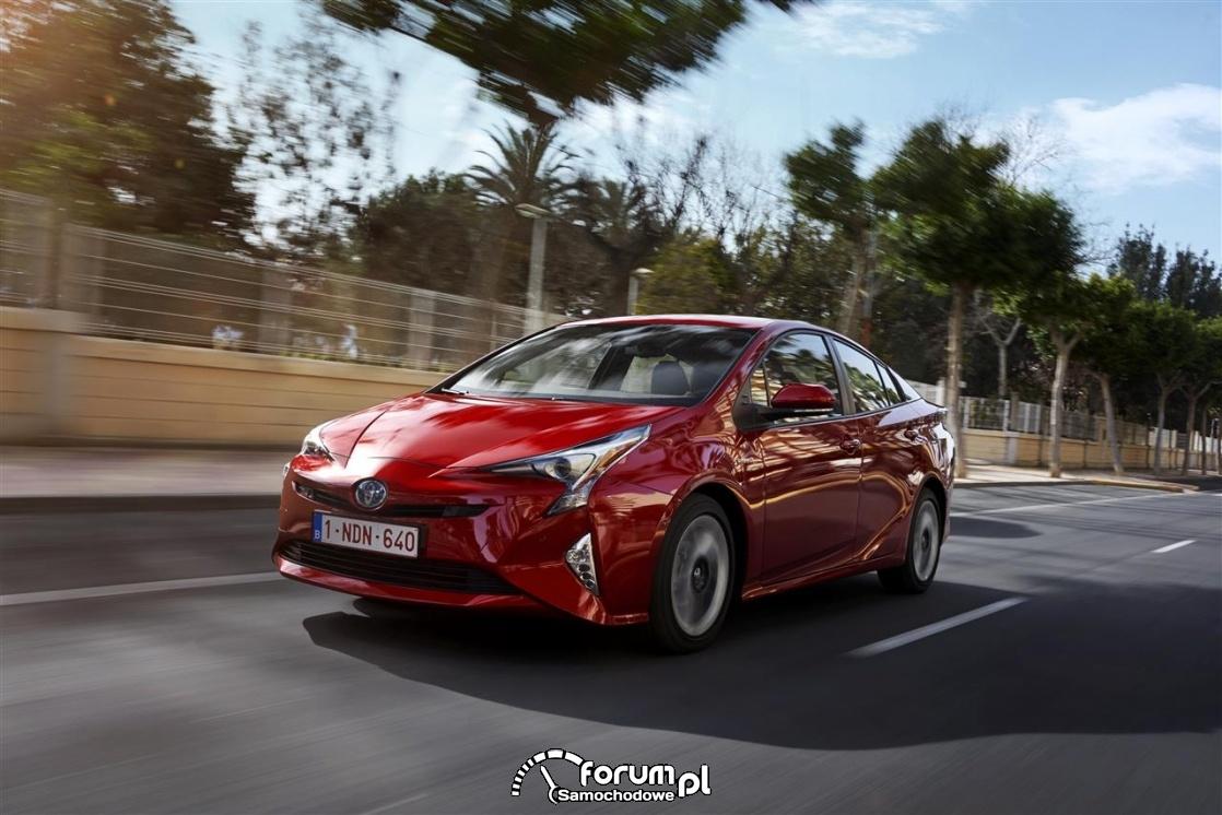 Toyota Prius 1.8 VVT-i - test spalania