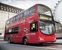 Autobus piętrowy, Volvo, Londyn