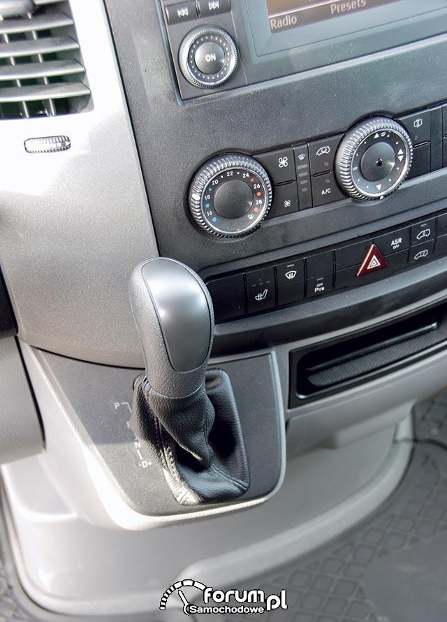 Automatyczna skrzynia biegów 7G-Tronic, Sprinter