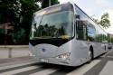 BYD K9 - elektryczny autobus, przód