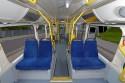 BYD K9 - elektryczny autobus, wnętrze