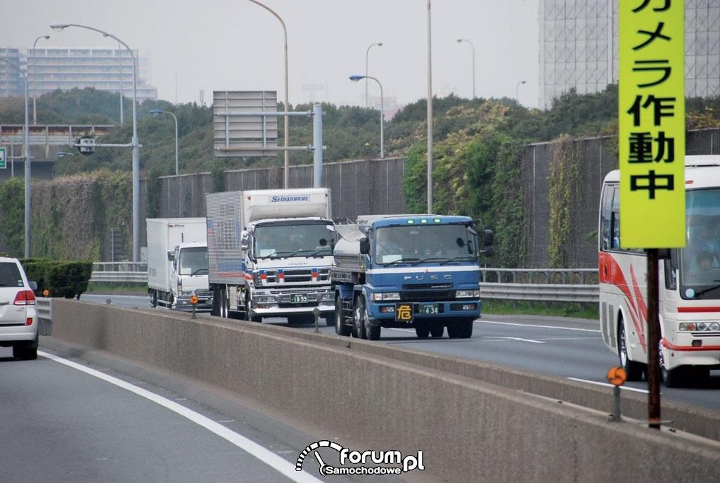 Ciężarówki Mitsubishi Fuso