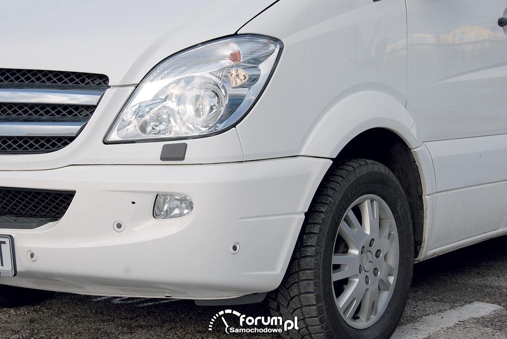 Czujniki parkowania, Sprinter 319 CDI