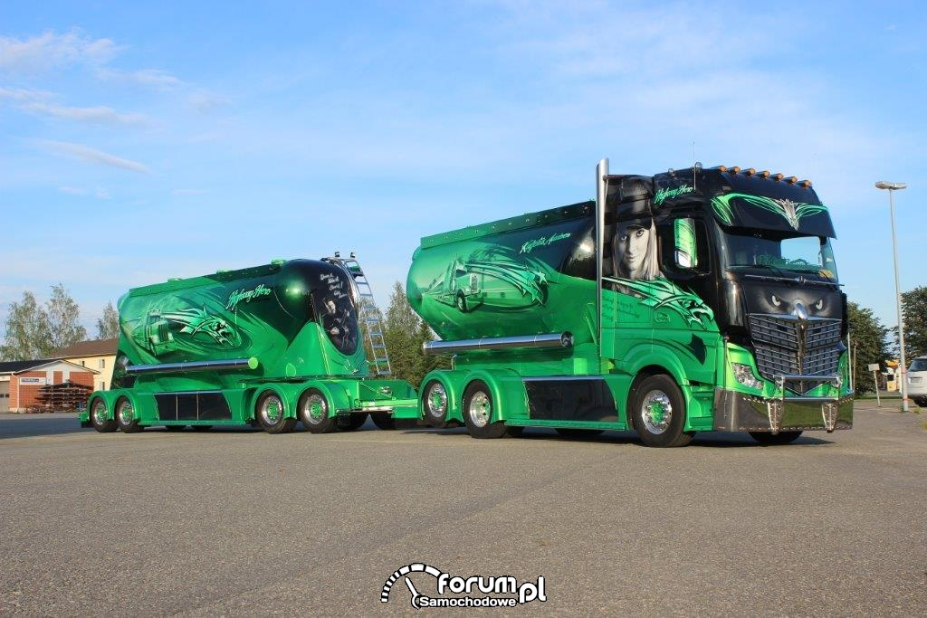 11. zlot Master Truck - Opole 2015