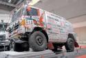 Hino 500 series Dakar Rally 2011 - Tokyo Motor Show 2011