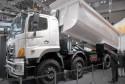 Hino 700, ciężarówka oładowności do 35t - Tokyo Motor Show 2011
