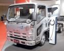 Isuzu Elf E-Cargo Plug-in Hybrid - Tokyo Motor Show 2011