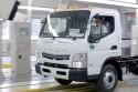 Lekka ciężarówka - Mitsubishi Fuso