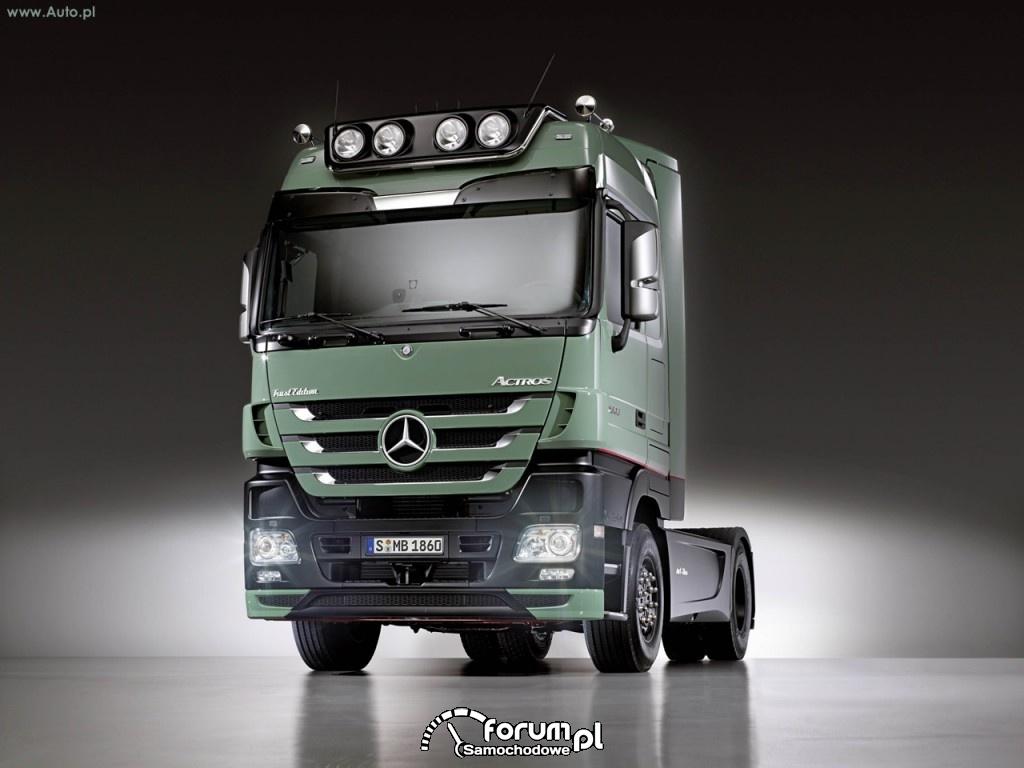 Mercedes-Benz грузовики. г…