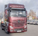 Mercedes-Benz Actros 1851 4×2 LS, Truck of the year 2012