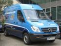 Mercedes Sprinter NGT, fabryczny napęd na gaz CNG