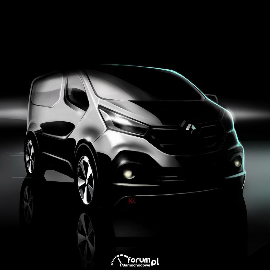 Nowe Renault Trafic - trzecia generacja modelu