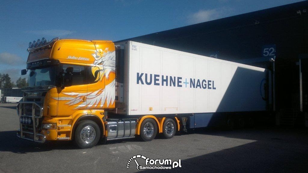 Scania Skane Edition