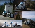 Wodorowa ciężarówka - Kenworth T680 FCEV