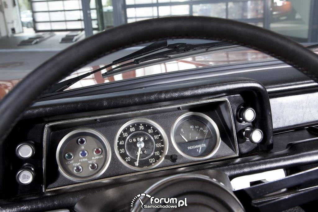BMW 1602 Electric (1972) - samochód elektryczny