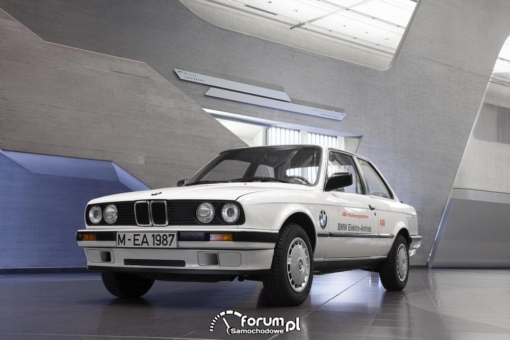 BMW 325iX (1987-1990), przód