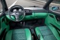 BMW E1 i E2 (1991-1993), wnętrze