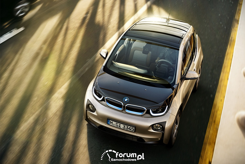 Green Car of the Year 2015 - BMW i3