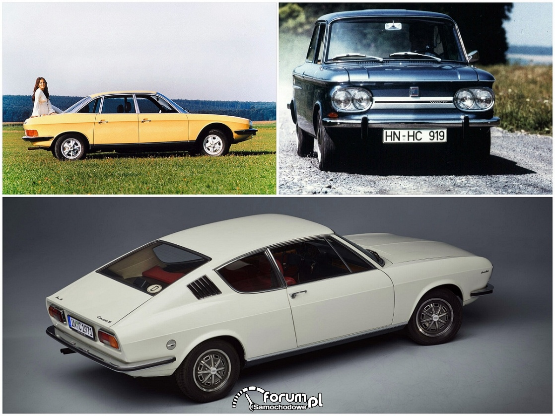 Audi Tradition - 100 Coupe S, 100 CS, Rallye quattro A2