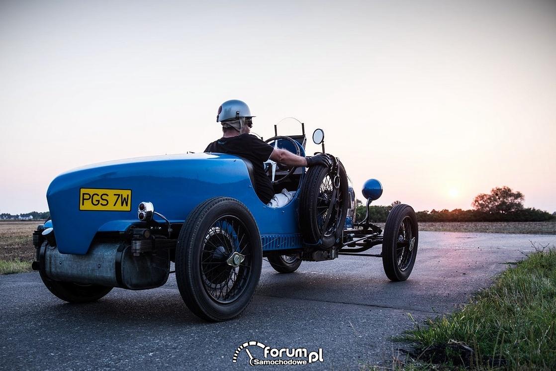 Bugatti T40, 2