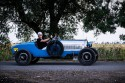 Bugatti T40, bok