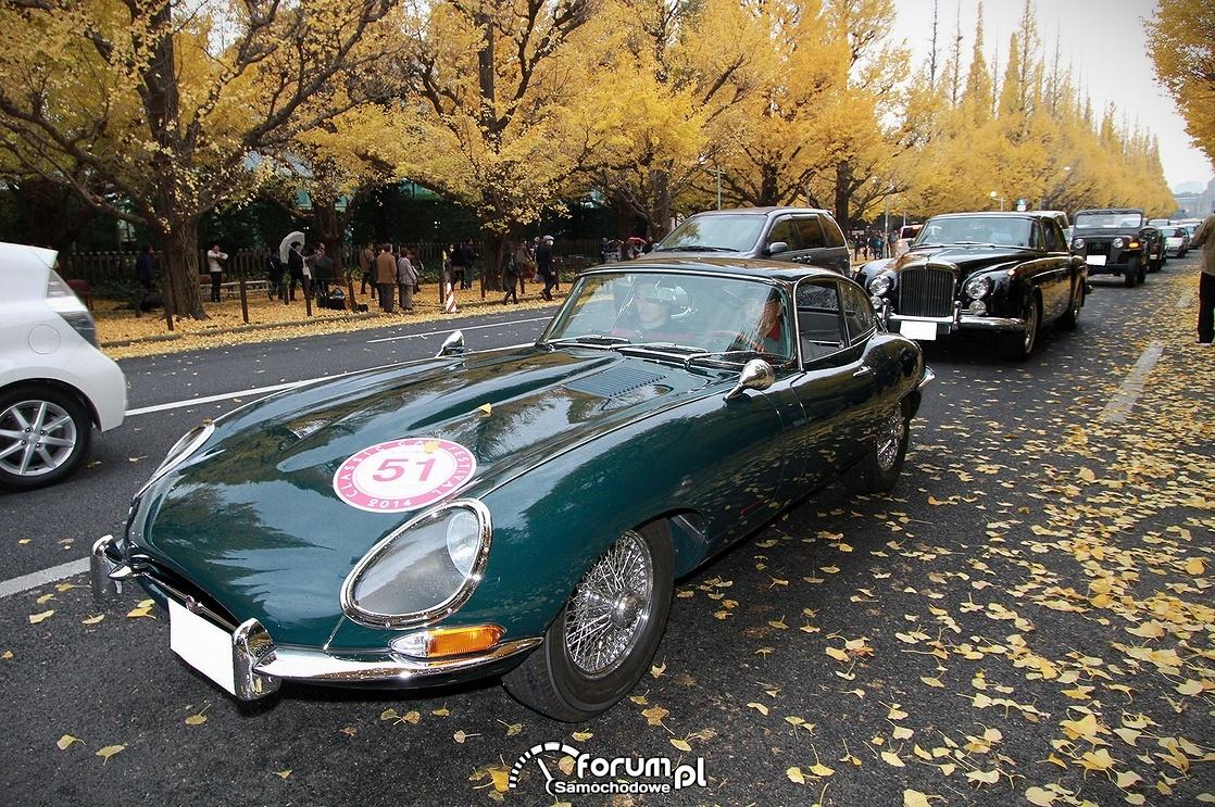 Classic Car Festival w Tokyo