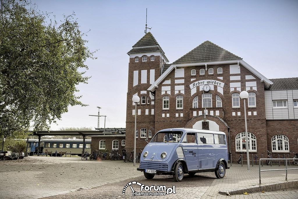 DKW Elektro-Wagen, samochód elektryczny