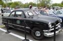 Ford Custom Coupe, 1950 rok, Policja, bok