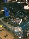 Ford Galaxie 500, przód