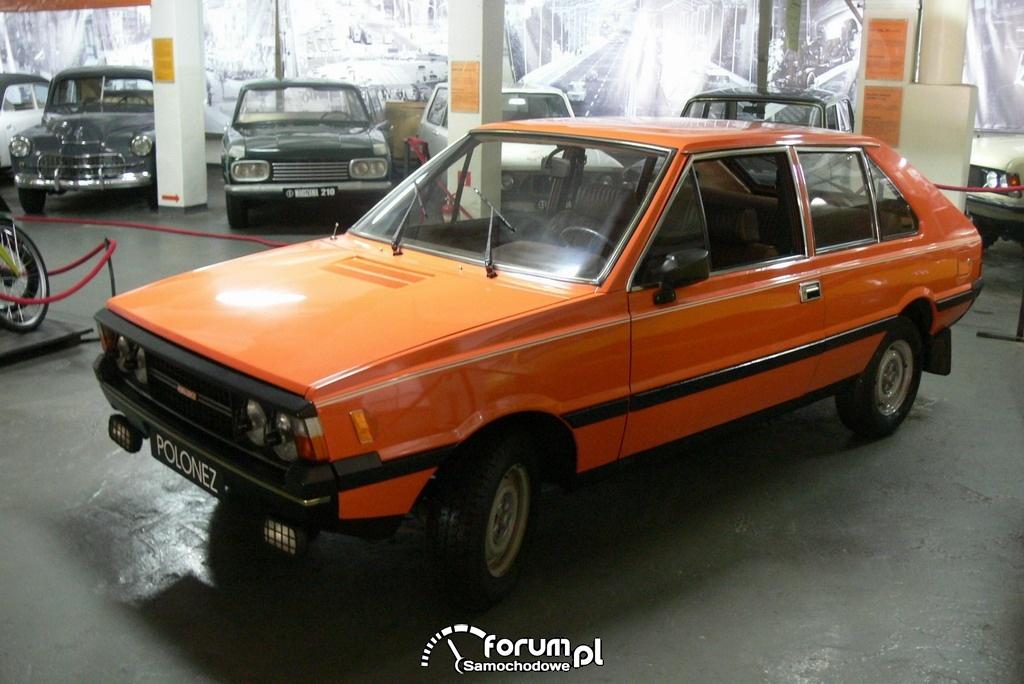 FSO Polski, 1976, Polonez