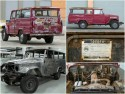 Land Cruiser FJ45LV - odrestaurowany unikat