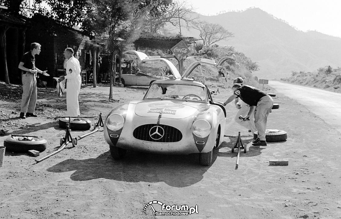Carrera Panamericana – wyścig, który wpłynął na historię motoryzacji
