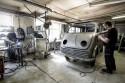 Naprawa i renowacja starych, zabytkowych samochodów, DKW