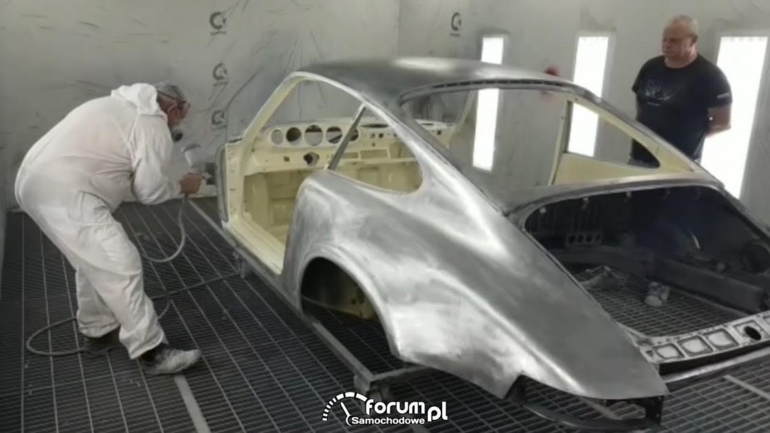 Polskie Porsche niedługo w kolorze