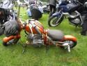 Przerobiona motorynka