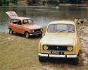 Renault 4L, 1961 rok