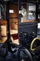 Renault Type B, kabina