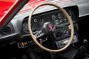 SEAT 124 Coupe Sport 1972, kierownica