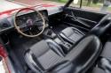 SEAT 124 Coupe Sport 1972, wnętrze