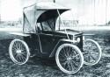 Slaby-Beringer z 1923 roku - samochód elektryczny