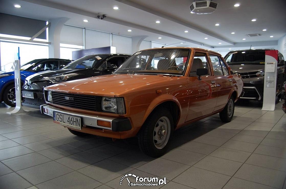 Toyota Corolla 1981 rok