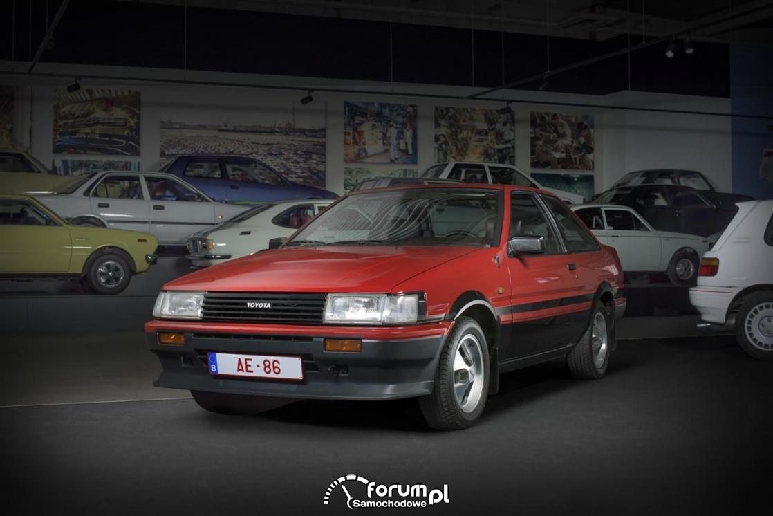 Toyota Heritage Corolla