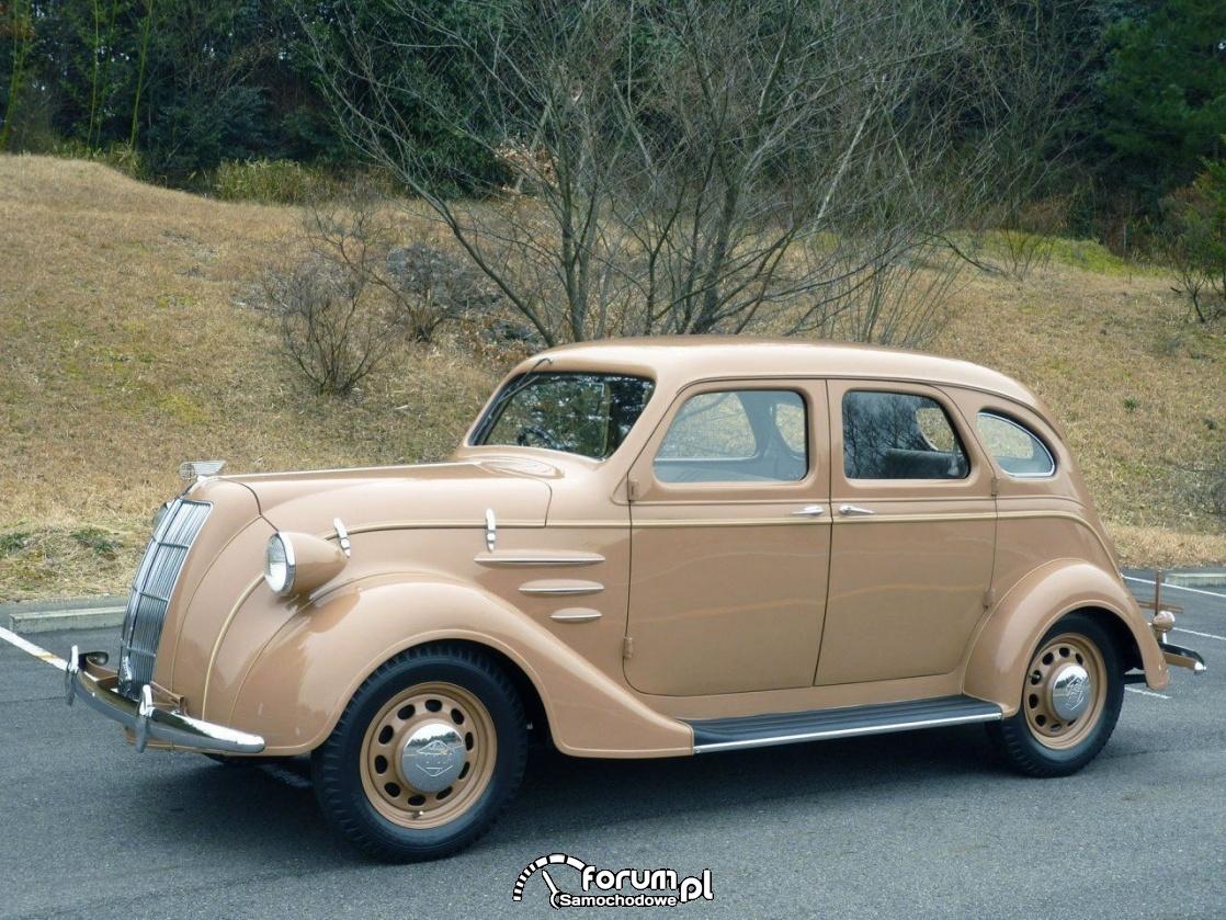 Toyota model AA 1936 rok - replika