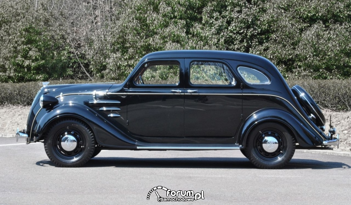 Model AA – pierwszy samochód Toyoty powstał 85 lat temu
