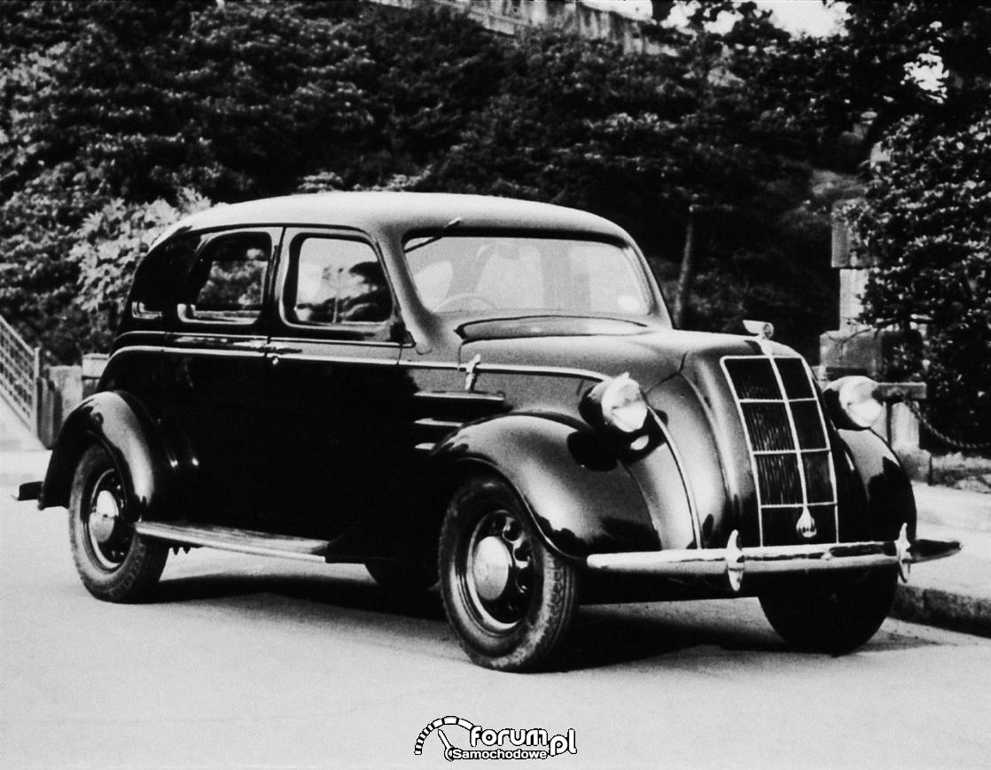Toyota model AA pierwszy egzemplarz 1936 rok