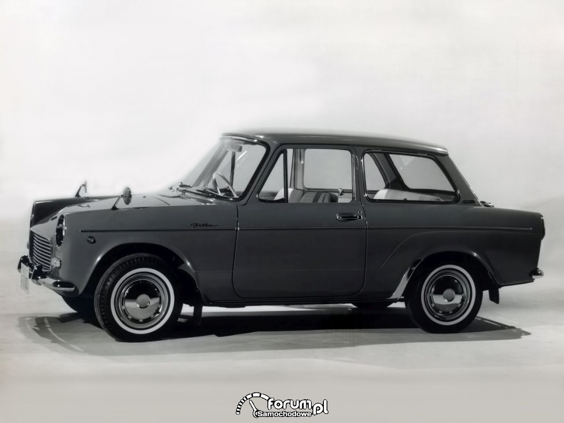 Toyota Publica UP10, 1961 rok