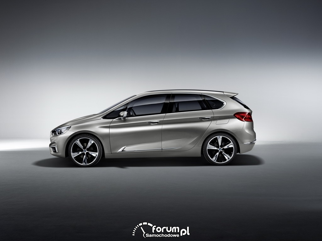 BMW Concept Active Tourer, 2012