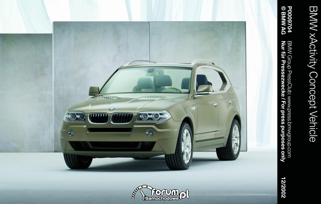 BMW xActivity 2003
