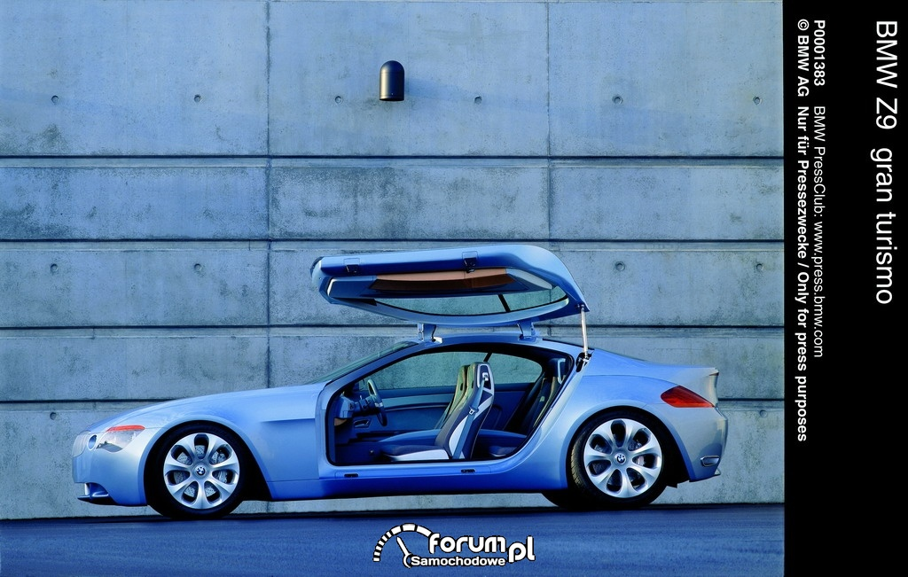 BMW Z9 Gran Turismo