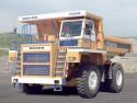 Belaz 7555B, wywrotki giganty